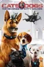 Джеймс Марсден и фильм Кошки против собак: Месть Китти Галор