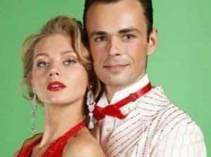 Кристина Асмус вся в синяках после Танцев со звездами