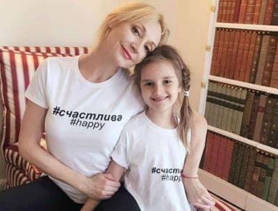 Кристина Орбакайте воссоединилась с дочкой, которая долгое время была в Америке