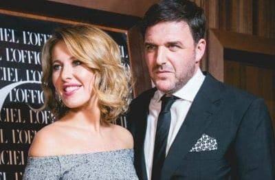 Ксения Собчак и Максим Виторган отпразднуют Новый год порознь на фоне слухов о разводе