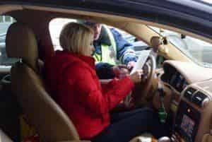 Кудрявцева добивает свой Porsche