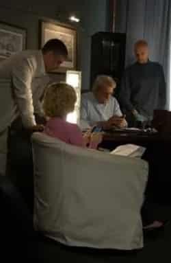 кадр из фильма Кулагин и партнеры
