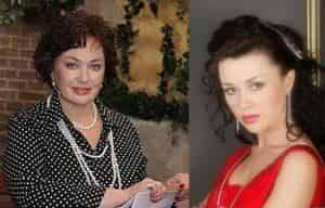 Лариса Гузеева набросилась на Анастасию Заворотнюк