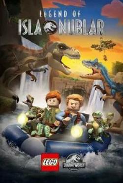 кадр из фильма Lego Мир Юрского периода: Легенда об острове Нублар
