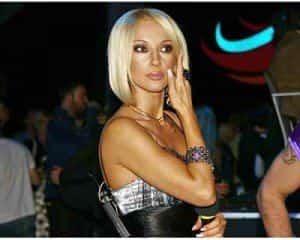 Лера Кудрявцева скрывает свой настоящий возраст