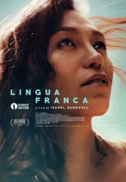 кадр из фильма Лингва франка