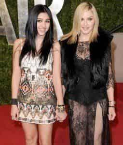 Мадонна дала фору своей дочери