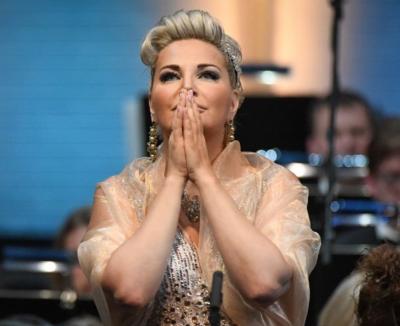 Максакова обругала собственную семью в эфире ток шоу