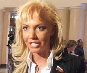 Малиновская вернулась на Муз-ТВ