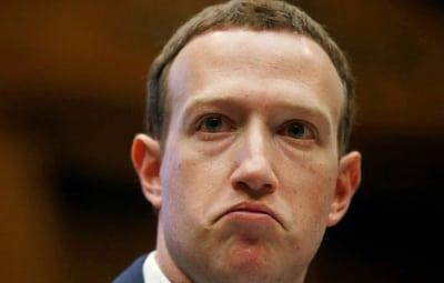 Марк Цукерберг сократил свою долю в Facebook до 14%