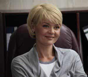 Юлия Меньшова найдет ключ к успеху
