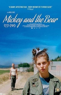 кадр из фильма Микки и Медведь
