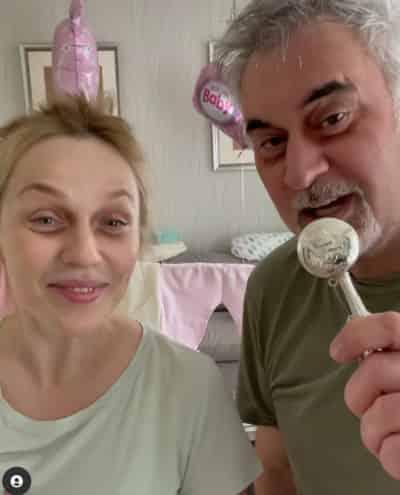 Молодые родители Меладзе и Джанабаева плохо выглядят