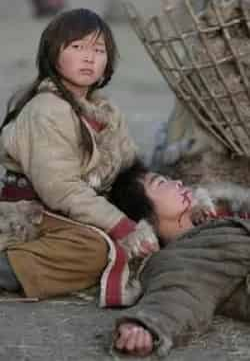 кадр из фильма Монгол