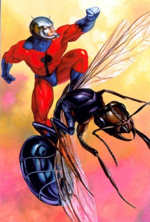 человек-муравей фильм