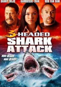 кадр из фильма Нападение трехголовой акулы