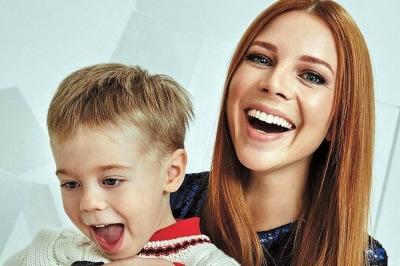 Наталья Подольская нежно поздравила сына с 5 летием: Ты наш центр вселенной