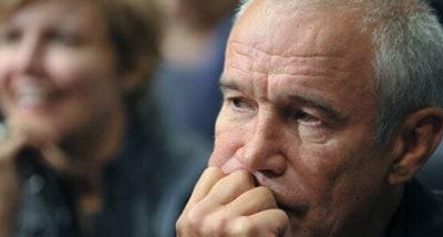 Нет сил бороться: представитель Гармаша о его уходе из театра