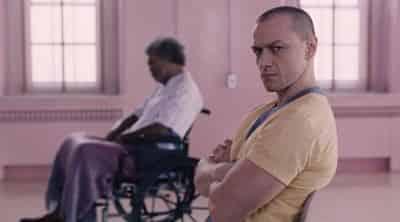 Новый фильм Шьямалана Стекло лидирует в мировом прокате