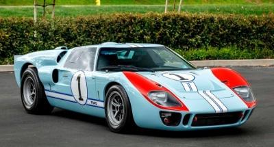 Одного из главных героев фильма Ford против Ferrari выставят на продажу