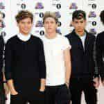 Участники группы One Direction были названы артистами года