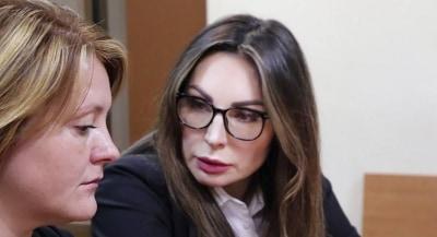 Опубликовано видео из зала суда с Бочкаревой