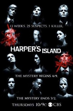кадр из фильма Остров Харпера