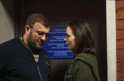 Пореченков возвращается на экраны в роли доброго полицейского