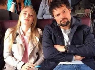 Появилось видео отдыха Козловского и Акиньшиной в Турции