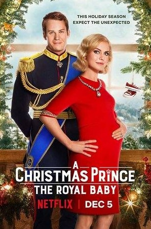 кадр из фильма Принц на Рождество: Королевское дитя