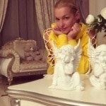Признание в любви: поклонники усомнились в существовании бойфренда Волочковой