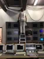 Прямой информационный канал Первая Студия кадр из передачи