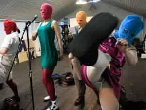 Документальный фильм о Pussy Riot претендует на Оскар
