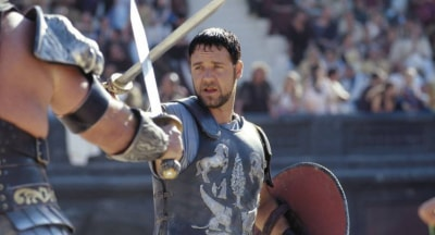 Рассел Кроу о Гладиаторе: Поначалу сценарий был очень плохим