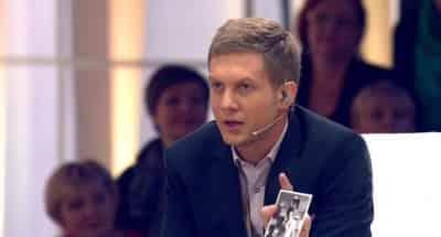 Разговаривающий по душам с огурцом: Ургант высмеял Корчевникова