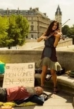 Кристен Стюарт и фильм Развод по-французски