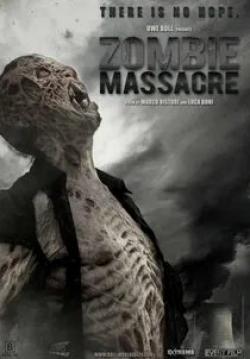 кадр из фильма Резня зомби