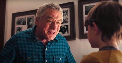 Роберт Де Ниро против внука в первом трейлере комедии Где моя челюсть, чувак