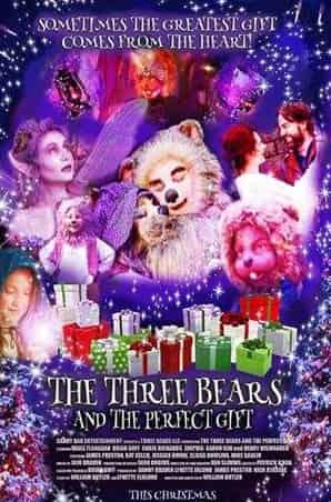 кадр из фильма Рождество трех медведей