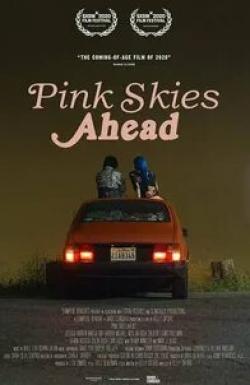 кадр из фильма Розовое небо впереди