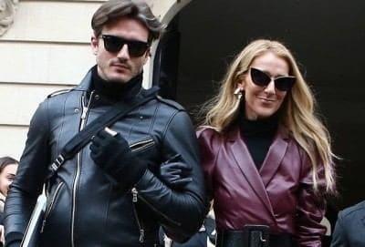 Рядом с молодым красавцем бойфрендом счастливая Селин Дион меняет дерзкие наряды один за другим в Париже