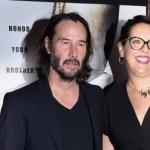 Семейный выход: Киану Ривз поддержал сестру продюсера на премьере ее нового фильма