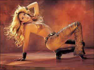 Шакира – самая сексуальная в мире музыки