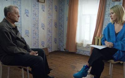 Скопинский маньяк дал интервью Собчак