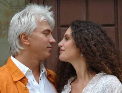 Слез у меня не осталось: жена Хворостовского не смирилась с его смертью