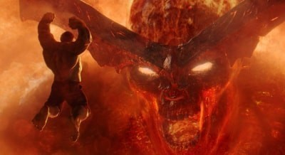 Слишком зловещий: опубликован концепт вырезанного монстра из фильма Тор: Рагнарек
