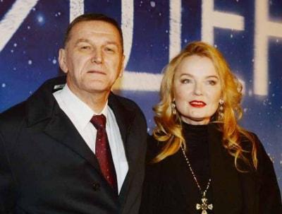 Случайно случаются случайные случайности: Вербицкая поздравила мужа с коралловой свадьбой