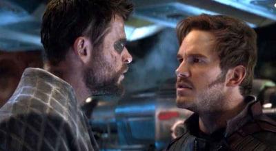 Слух: Стражи Галактики появятся в четвёртом Торе