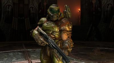 Слухи: Universal планирует сериал по видеоигре Doom