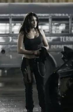 кадр из фильма Смертельная гонка